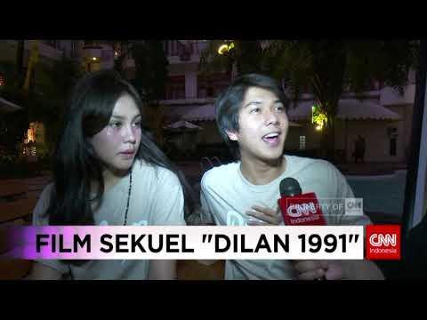 """Iqbal & Vanesha: Siap-siap Banjir Air Mata di """"Dilan 1991"""" Mp3"""