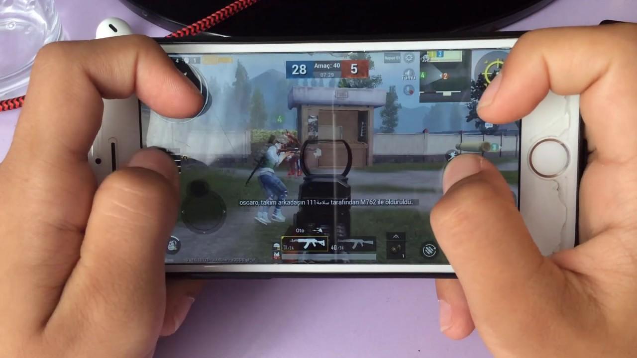 1 GB Ram'le PUBG Oynanır Mı? İphone 6 PUBG Testi