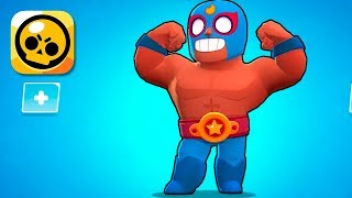 Brawl Stars - El Primo (All Skins)