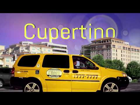 Cupertino Taxi Cab, Best Taxi Cab Service Cupertino