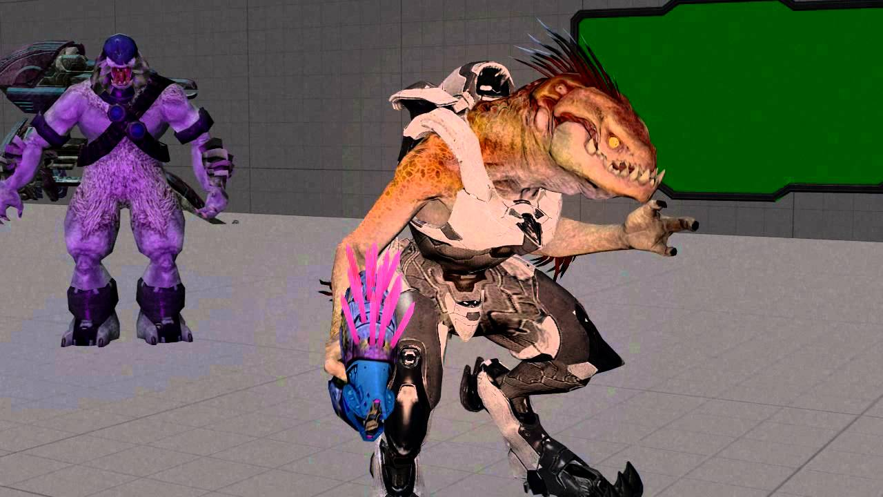 Spore: Halo - Covenant Grunt by Cryptdidical on DeviantArt
