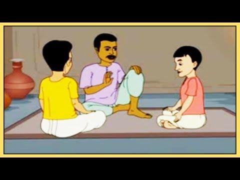 Thakurmar Jhuli | Nagmoni | Thakumar Jhuli Cartoon | Bengali Stories For Children | Part 2
