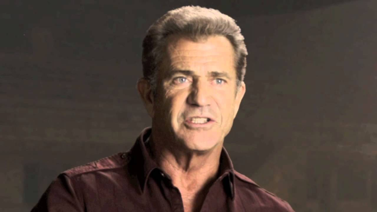 Mel gibson asshole interview, girls with unbelivable nipples