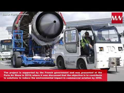 Airbus hybrid aviation