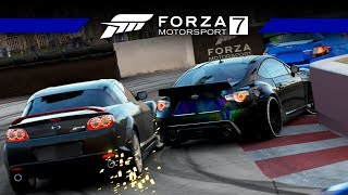 Cup-Finale in Long Beach – FORZA 7 Gameplay German #17 | Lets Play XBOX ONE X Deutsch