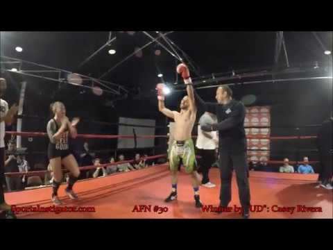AFN#30 - Full Fight - Casey Rivera vs Mark Clifton - by Sports Instigator