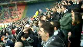 Inter - Juventus  [INTERISTA PEZZO DI MERDA] ULTRAS JUVE