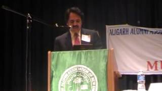 AAANE - Achievement award to Ali Rizvi 2012