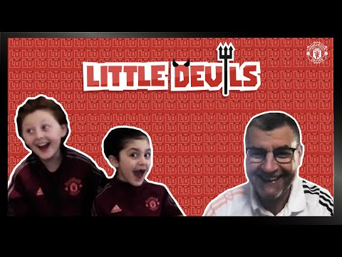 Denis Irwin Meets The Little Devils | Manchester United | Episode 5 | NEW SERIES