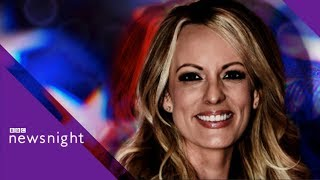 Stormy Daniels: 'I was called a liar' - BBC Newsnight