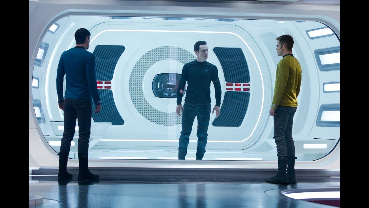 """W CIEMNOŚĆ STAR TREK - oficjalny """"Announcement Trailer"""""""