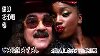 Baixar IZA Feat. Moraes Moreira - Eu Sou O Carnaval ( ShakerS Remix )
