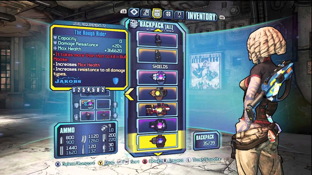Borderlands  Gaige Build Lvl