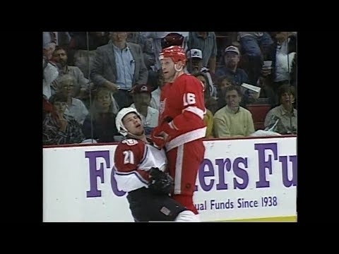 1996 Playoffs: Det
