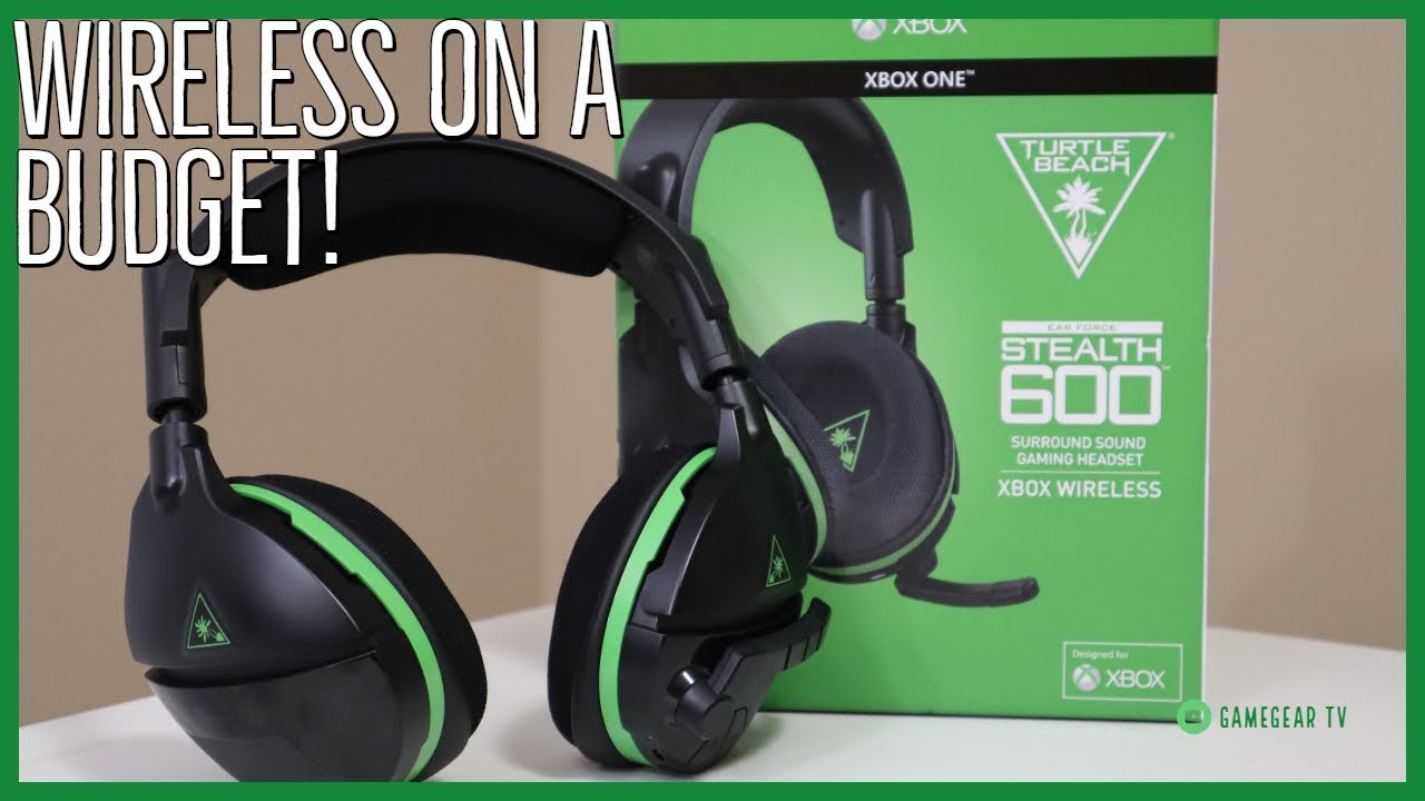 Turtle Beach Stealth 600 Review Part 1 Of Series Vs Stealth 700