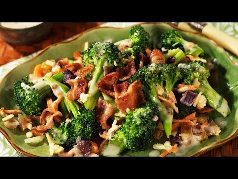 Brokoli salata Recept