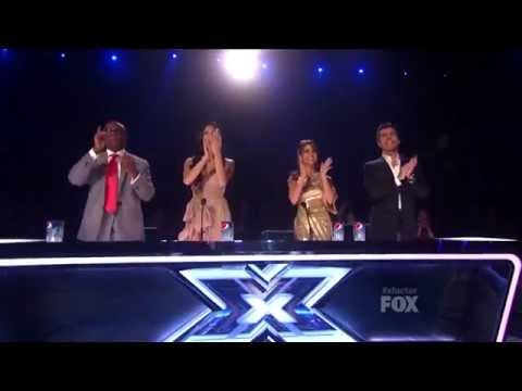 Kelly Clarkson  What Doesn't Kill You Stronger Live on The X Factor 11232011 HD