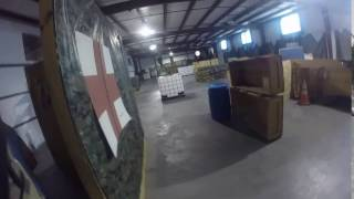 Live Airsoft Game Footage At Airsoft Tulsa Indoor Shot By GoPro 30