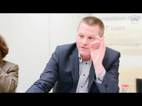 Georg Greve - European Cloud Initiative Round Table by OpenForum Europe