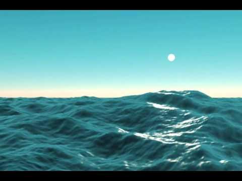 Adobe After Effects - Big Ocean Waves