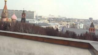 Скачать Виды с Ивана Великого Кремль 2010