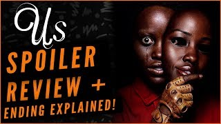 Us Spoiler Review + Ending Theory Explained! thumbnail