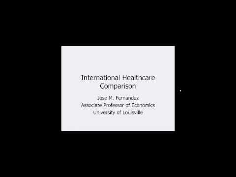 Healthcare International Comparison