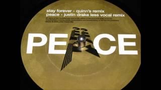 tutto matto peace justin drake less vocal remix