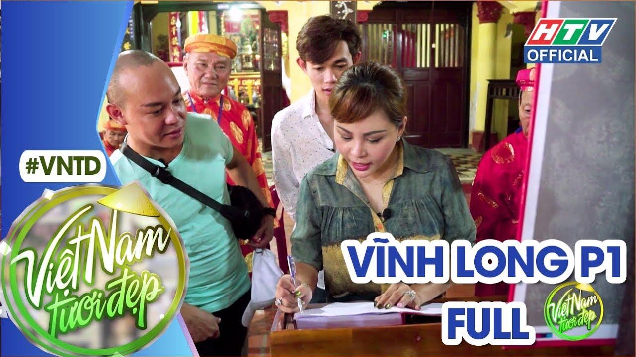 image VIỆT NAM TƯƠI ĐẸP | Lê Giang- Minh Dũng- Hồng Thanh chơi cảm giác mạnh ở Vĩnh Long | VNTD #103 FULL