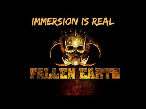 Fallen Earth – Immersion is REAL (2017 gameplay)