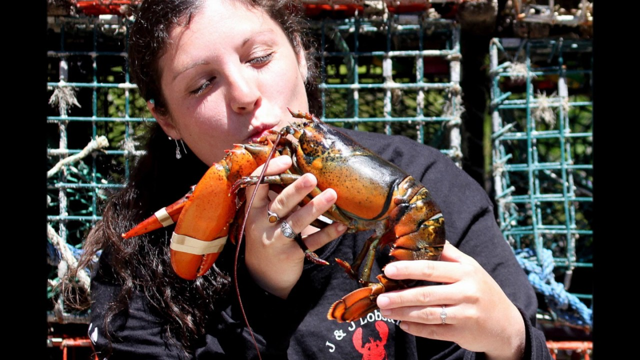Naked women with lobsters, milf breastfeeding teen boy