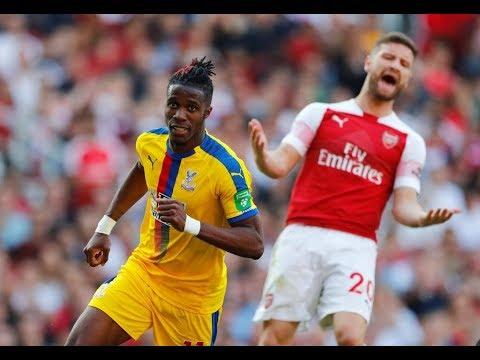 Arsenal 2-3 Palace | Player Ratings