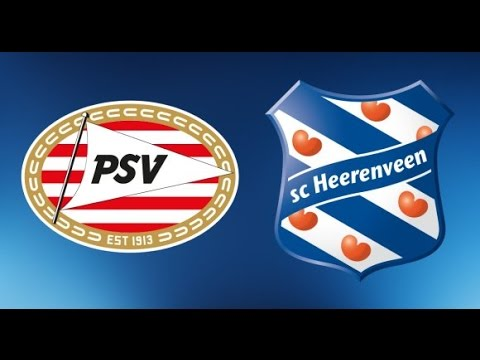 LIVE: PSV - HEERENVEEN | Eredivisie | HD