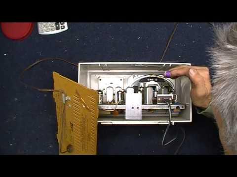 Vacuum Tube Radio Repair