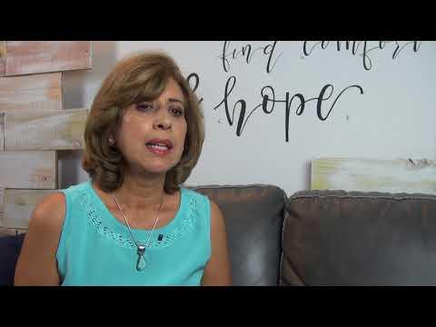 Laura Solorzano un testimonio que da esperanza
