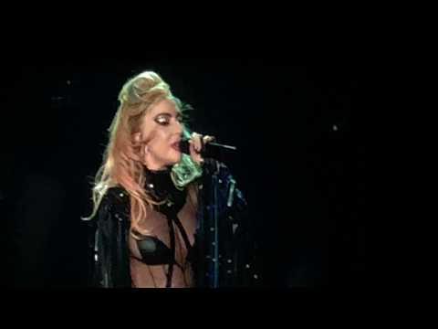 Lady Gaga - Joanne World Tour Live Hamburg @ Barclaycard Arena