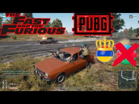 ФОРСАЖ В PUBG MOBILE! Fast And Furious In PUBG | ARM VS AZE!!!!