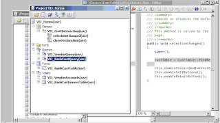 List Pages with classes in AX 2012