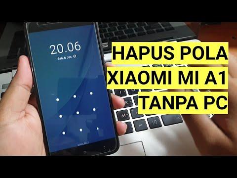 tutorial-cara-hapus-pola-xiaomi-mi-a1-tanpa-komputer
