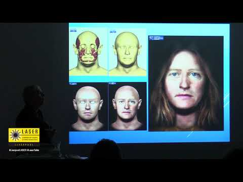 LASER talks - Forensic and Archaeological Facial Depiction and Cognitive Bias