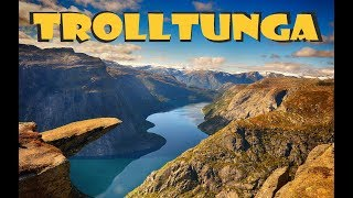 Trolltunga (Best place to do selfies in the world) [Full HD]