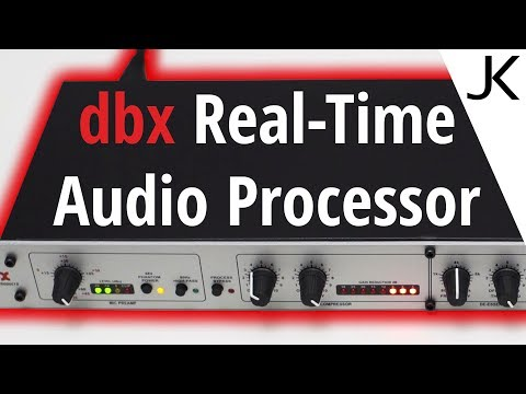 DBX 286s Mic Preamp And Processor REVIEW (noise And More Stuff Tested!)