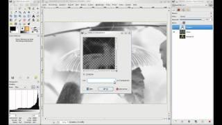 Video Tutorial: Schatten und Glanzlichter korrigieren mit The GIMP