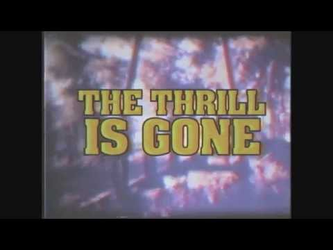MHE -The Thrill Is Gone (Official Video) TETA