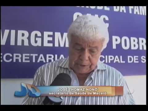 Prefeitura entrega Unidade de Saúde.