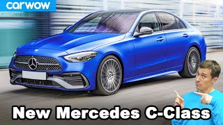 New Mercedes C-Class 2021: S-Class luxury for less?