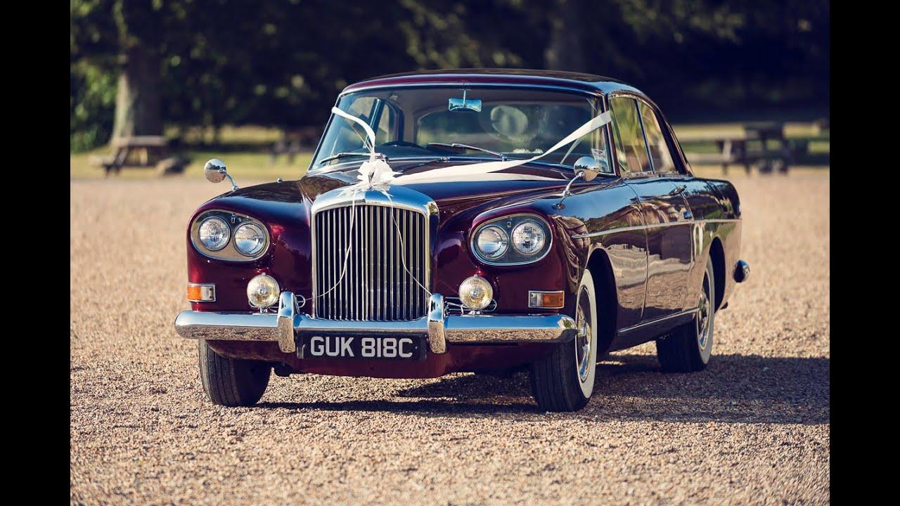 Trojan Cars Bentley Continental S3 Chinese eye 1963 RESPRAY - YouTube