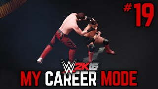"WWE 2K16 My Career Mode - Ep. 19 - ""WATCH YOUR BACK!"" [WWE MyCareer PS4/XBOX ONE/NEXT GEN Part 19]"