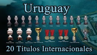 No Existe otro país más Glorioso como lo es Uruguay..!!