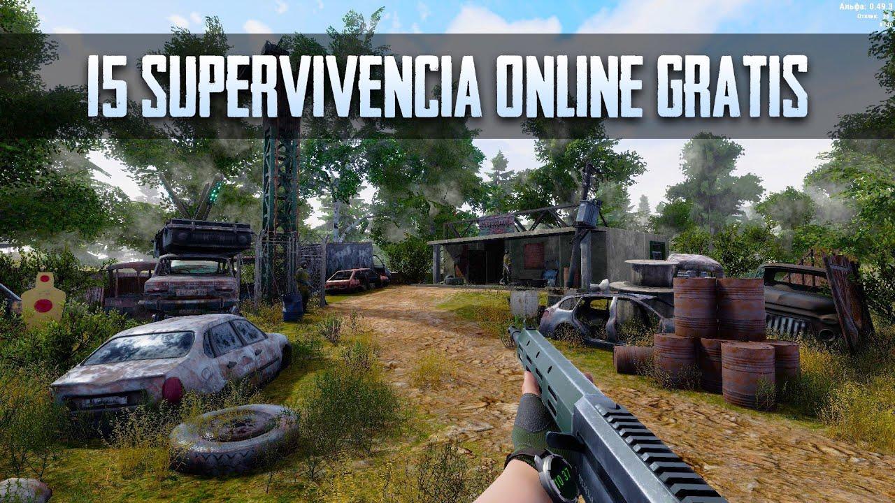 15 Juegos De Supervivencia Online Para Pc Gratis Bylion Tops Youtube